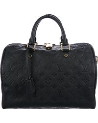 Louis Vuitton Pre-owned - Speedy leather bag bGGyv