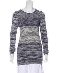 Étoile Isabel Marant - Long Sleeve Knit Sweater - Lyst