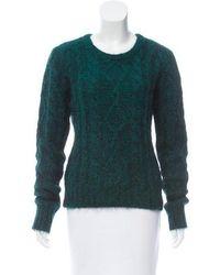 BLK DNM - Mohair-blend Sweater - Lyst
