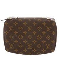Louis Vuitton - Monogram Monte Carlo 18 Jewelry Box Brown - Lyst