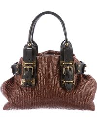 Louis Vuitton - Motard Biker Bag Brown - Lyst