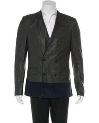 Kolor - Deconstructed Wool Blazer - Lyst