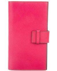 Cartier - Les Must De Leather Agenda Cover Fuchsia - Lyst