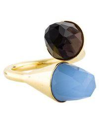 Kara Ross - 18k Medium Clasp Ring Yellow - Lyst
