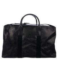 Christian Lacroix - Leather Spy Bag Black - Lyst