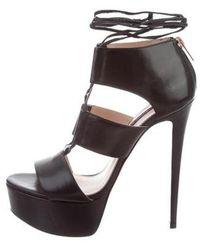 Ruthie Davis - Brooke Platform Sandals W/ Tags - Lyst