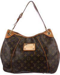 Louis Vuitton - Monogram Galliera Pm Brown - Lyst