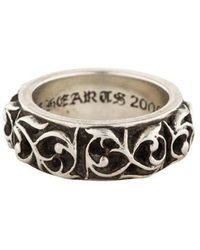 Chrome Hearts - Vine Band Silver - Lyst