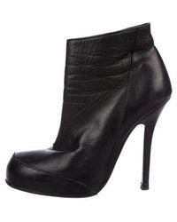 Rick Owens - Platform Ankle Boots - Lyst