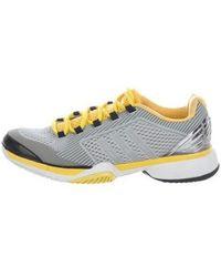 Adidas by Stella McCartney Lyst tenis Barricade zapatillas en blanco