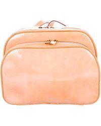 Louis Vuitton - Vernis Murray Backpack Brass - Lyst
