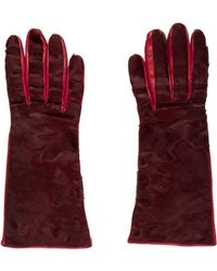 Loro Piana - Persian Leather Gloves - Lyst