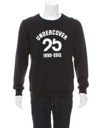 Undercover - Crew Neck 25 Print Sweatshirt - Lyst