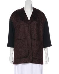 Veronique Leroy - Mohair-blend Jacket - Lyst