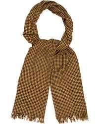 contrast edge scarf - Grey Isabel Marant JtH5U