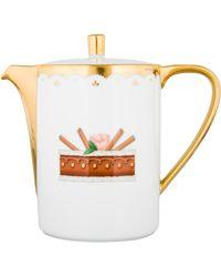 BVLGARI - Dolci Deco Coffee Pot - Lyst