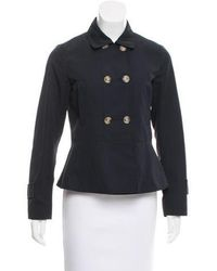 MAX&Co. - Casual Lightweight Jacket Navy - Lyst