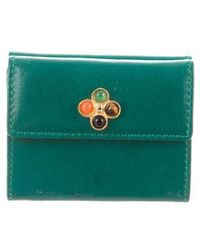 Judith Leiber - Embellished Coin Purse - Lyst