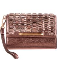 B Brian Atwood - Embellished Wristlet W/ Tags - Lyst