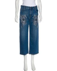 Stella McCartney - 2017 Mid-rise Jeans W/ Tags - Lyst