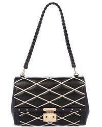 Louis Vuitton - Malletage Pochette Flap Bag - Lyst