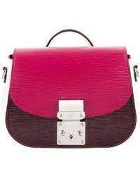 Louis Vuitton - Tricolor Eden Pm Fuchsia - Lyst