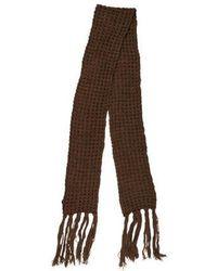 Étoile Isabel Marant - Wool-blend Knit Scarf W/ Tags - Lyst