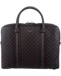Givenchy - Lucrezia Briefcase Black - Lyst