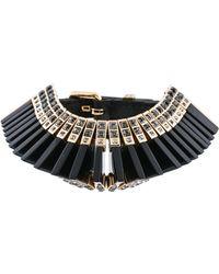 Louis Vuitton - Envy Bracelet Black - Lyst