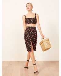 Reformation - Holloway Two Piece - Lyst