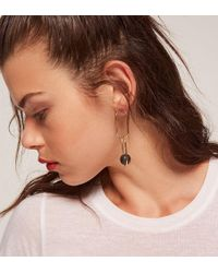 Reformation - Soko Large Linked Sawa Drop Earrings - Lyst