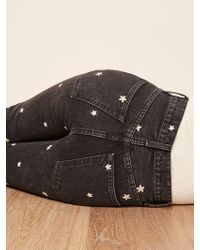 Reformation - Cynthia High Relaxed Jean - Lyst