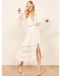 Reformation Imogen Dress