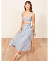 Reformation - Molto Two Piece - Lyst