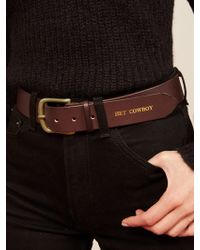 Reformation - Maximum Henry Hey Cowboy Belt - Lyst