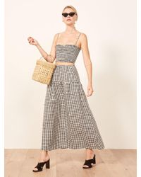 Reformation - Kitty Two Piece - Lyst
