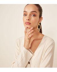 Reformation - Soko Marlo Statement Earrings - Lyst