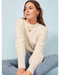 Reformation - Arden Sweater - Lyst