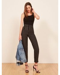 Reformation - Frankie Pant - Lyst