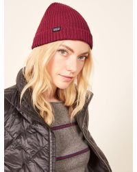 Reformation - Patagonia Fisherman's Rolled Beanie - Lyst