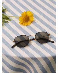 Reformation - Krewe X Ward Sunglasses - Lyst