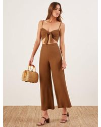 Reformation - Bahama Two Piece - Lyst