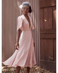 Reformation - Rhodes Dress - Lyst