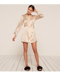 Reformation - Bridal Robe - Lyst