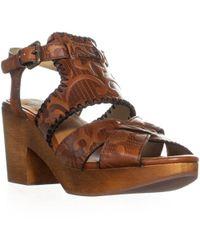 Patricia Nash - Viola Mule Clog Sandals - Lyst
