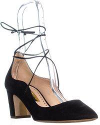 Rupert Sanderson - Poet Lace Up Court Shoes - Lyst