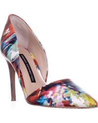 French Connection - Elvia D'orsay Heels - Lyst