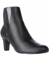 Easy Street - Endear Dress Ankle Booties - Lyst