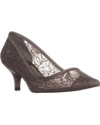 Adrianna Papell - Lois Dress Kitten Court Shoes - Lyst