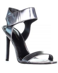 Enzo Angiolini - Brodee Bold Ankle Strap Sandals - Lyst